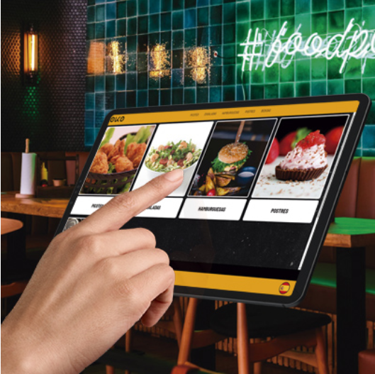 carteleria digital para restaurantes